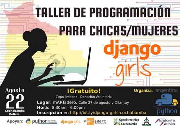 taller programacion mujeres
