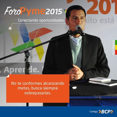 foro pyme 2015
