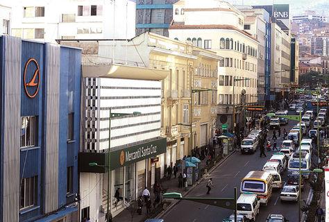 bancos avenida-Camacho