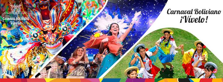 carnaval bolivia 2016