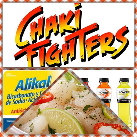 chaki fighters