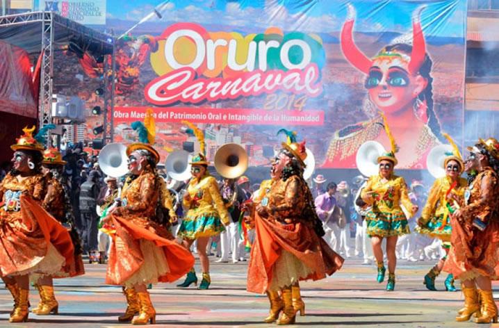 Feliz 235 aniversario oruro tierra de la producci n y del - Articulos carnaval ...