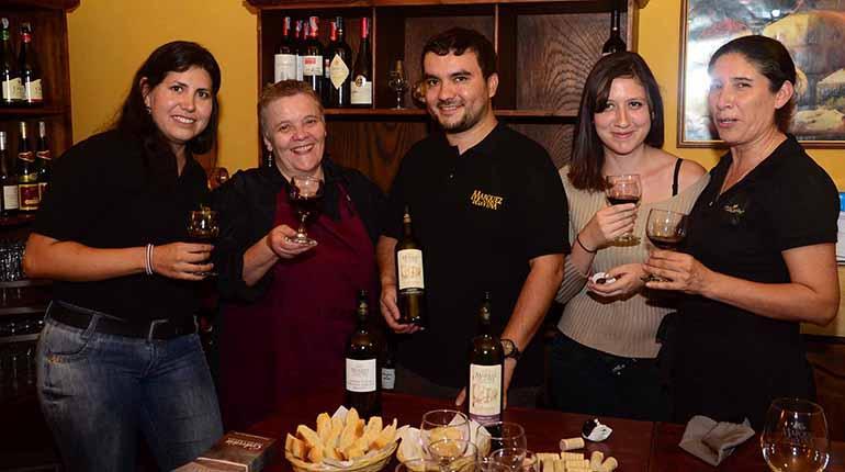 bodegas marqueza de la vinha