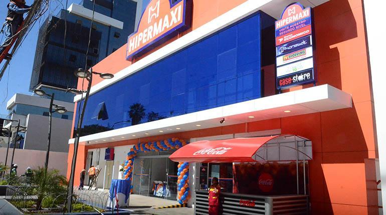 hipermaxi cochabamba