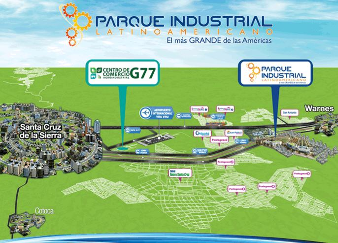 parque industrial latinoamericano pilat