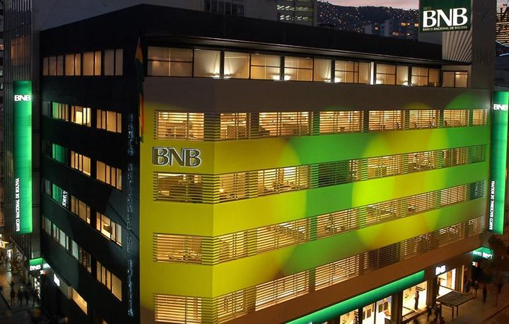 BNB La Paz bolivia
