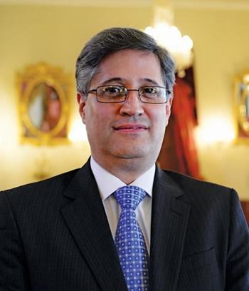 Vicepresidente Ejecutivo BNB -Antonio Valda C