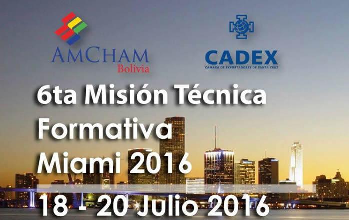 mision formativa miami amcham 2016