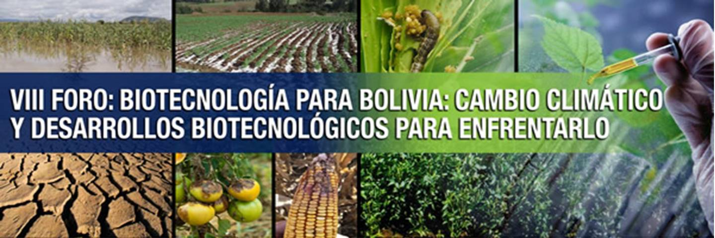 VIII foro Biotecnologia