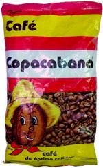 Café Copacabana anterior presentación