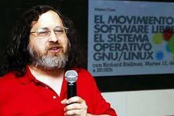 Richard M. Stallman Feunte: Página Siete