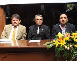 Empresarios realizaron el lanzamiento oficial del evento que contará con la participación de más de 400 expositores regionales y nacionales. Fuente: El Diario