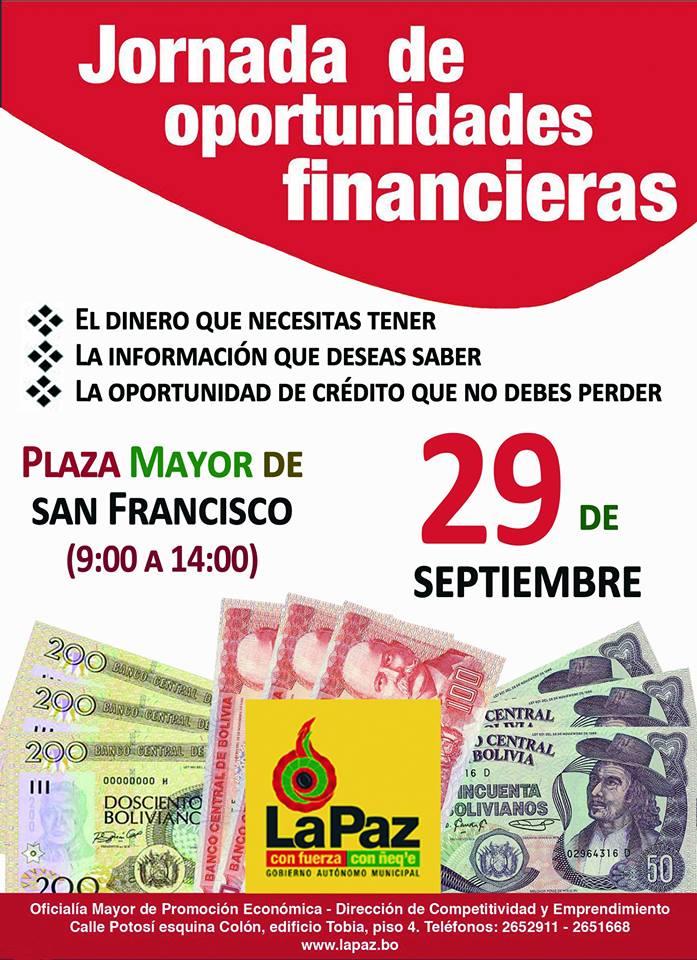 Jornada de Oportunidades Financieras