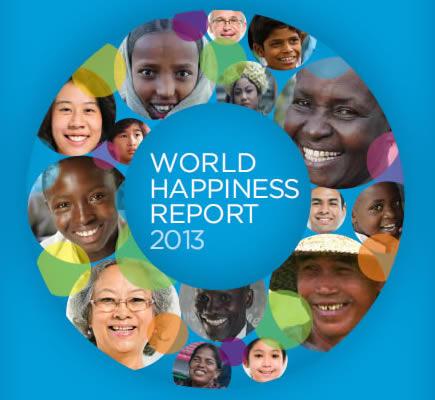 Reporte de felicidad 2013