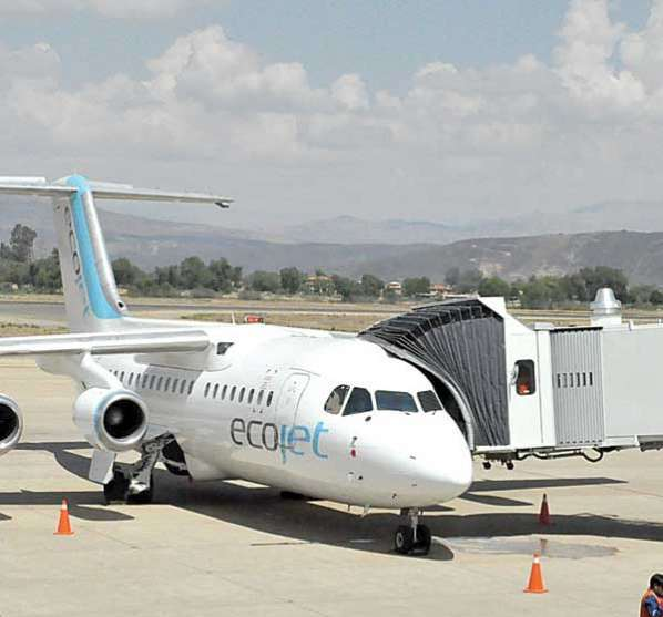 ecojet avion