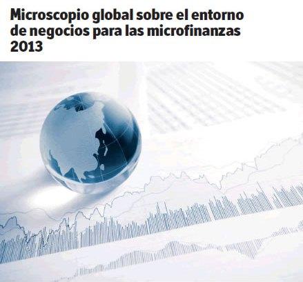ranking global microfinanzas 2013