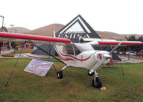 Oruro-Expoteco avioneta
