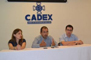 Cadex organiza misiones a Guayaquil, Panamá y EEUU.