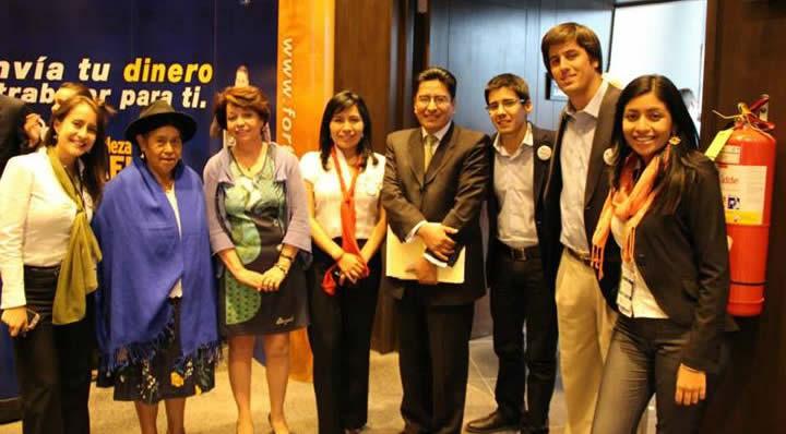 gcl Bolivia 2013_bolivia emprende panelistas