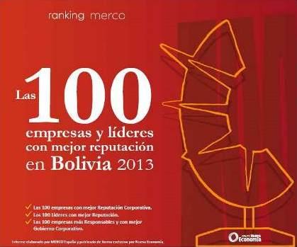 merco 100 empresas lideres