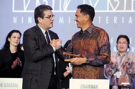 OMC pacto comercio