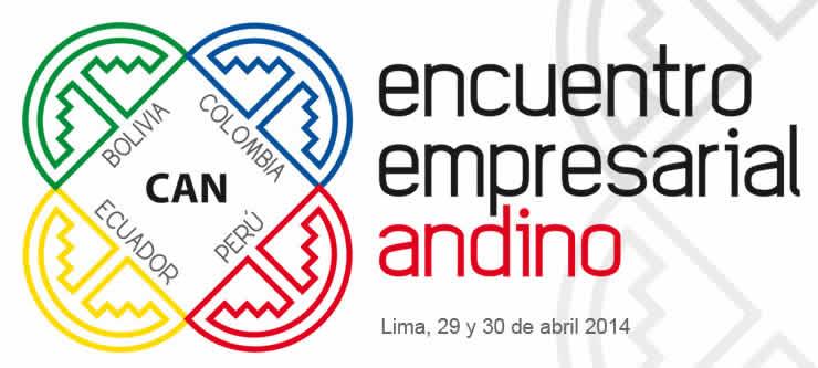 encuentro empresarial andino 2014