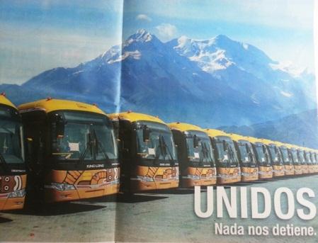 buses  pumakatari nuevo