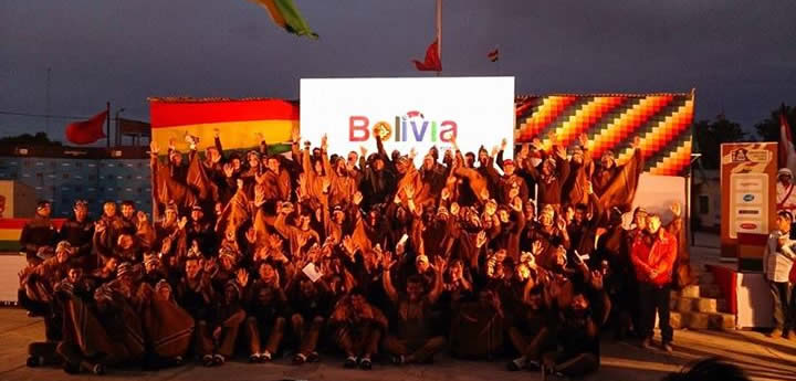 Fuente: Dakar Bolivia te espera