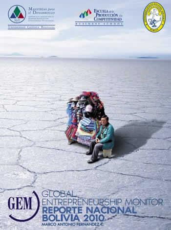 tapa GEM Bolivia