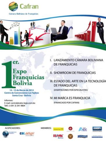 franquicias bolivia