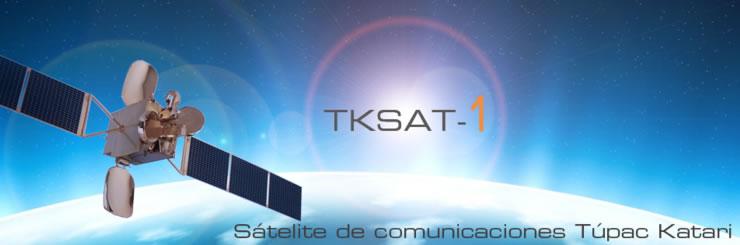 satélite tupac katari bolivia