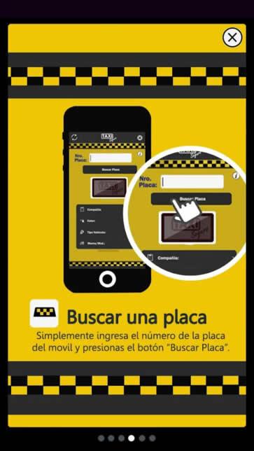 taxi seguro app