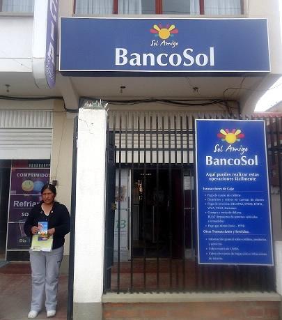 BancoSol SolAmigo 1El Alto nuevo
