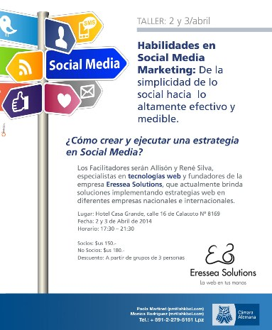 Social Media Marketingcompleto