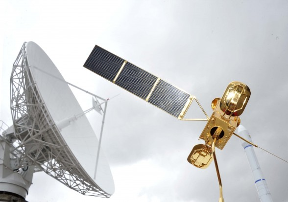 entel satélite