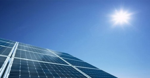 Panel-Solar Pando