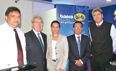 banco BiSA agencia