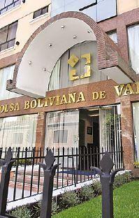 bolsa boliviana de valores