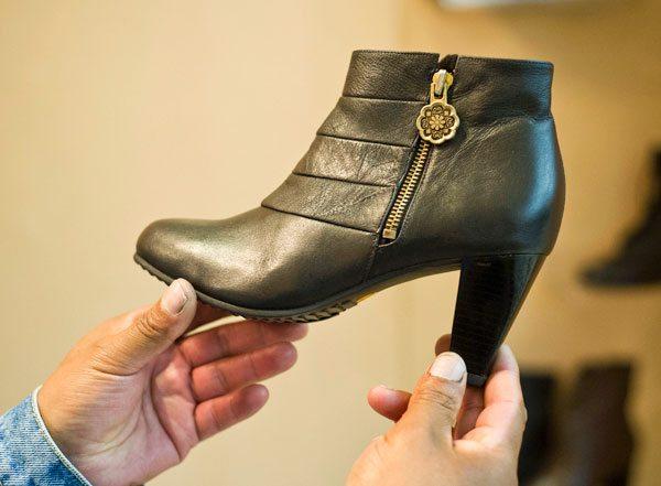 marroquineria zapato