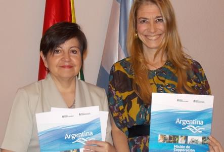 ministras Bolivia Argentina