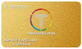 tarjeta personalizada teleferico