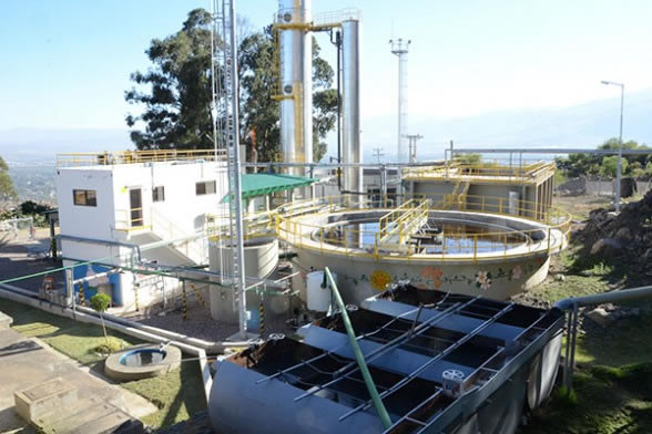 CBN tratamiento de agua