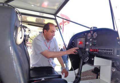 Marcelo Mirallesgestor de la nave