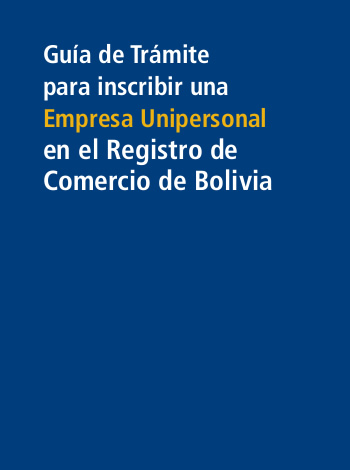 Portada guìa inscripcion empresas unipersonales