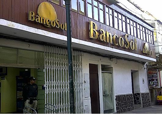 agencia Bancosol potosi