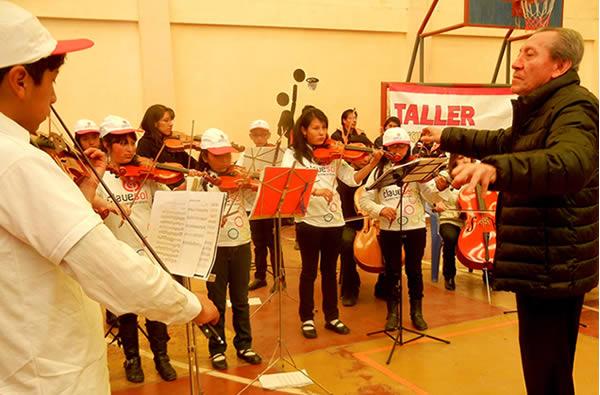 orquesta clavesol