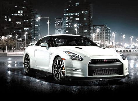 Automóvil. El coche deportivo GT-R de la marca Nissan. Taiyo Motors./La Razón