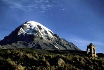 Parque Nacional Sajama en Oruro/ Wikitravel