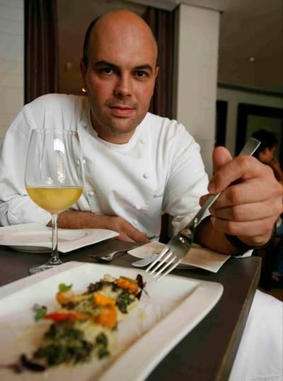 Chef Carlos García, Venezuela