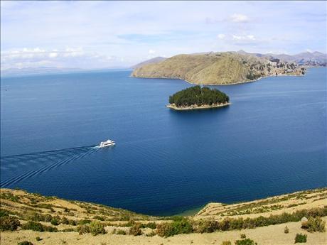 Lago Titicaca/ Boliviaweb